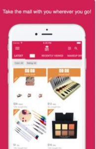 cute shopping app