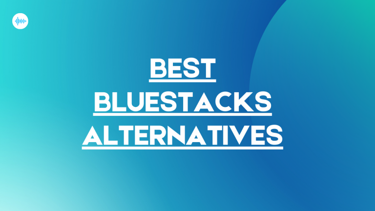 emulators like Bluestacks